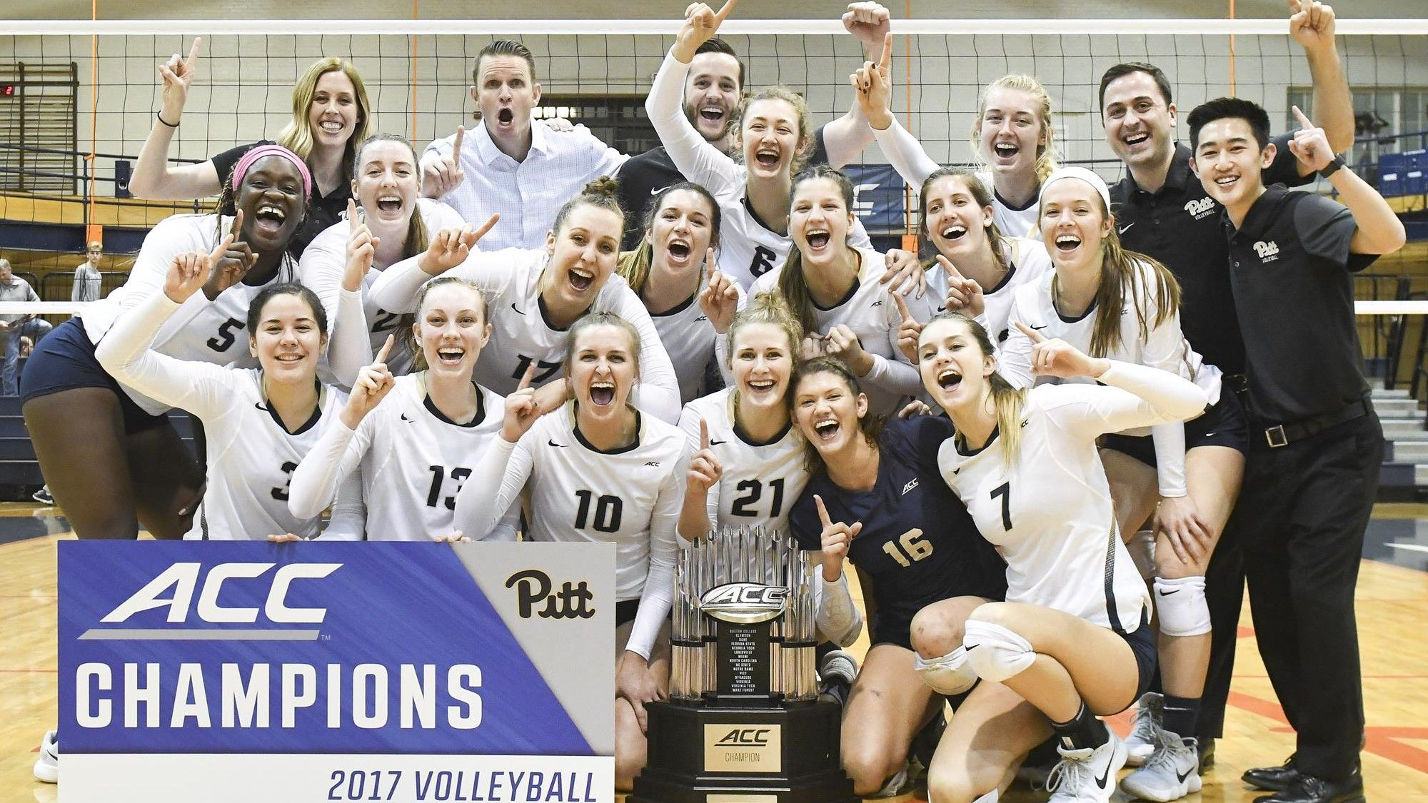 Reigning Acc Volleyball Champs Announce 2018 Slate Volleyball Volleyball News Women Volleyball