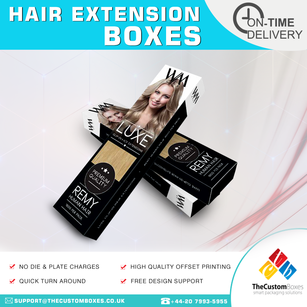 We Offer 100 Customization Options for Hair Extension