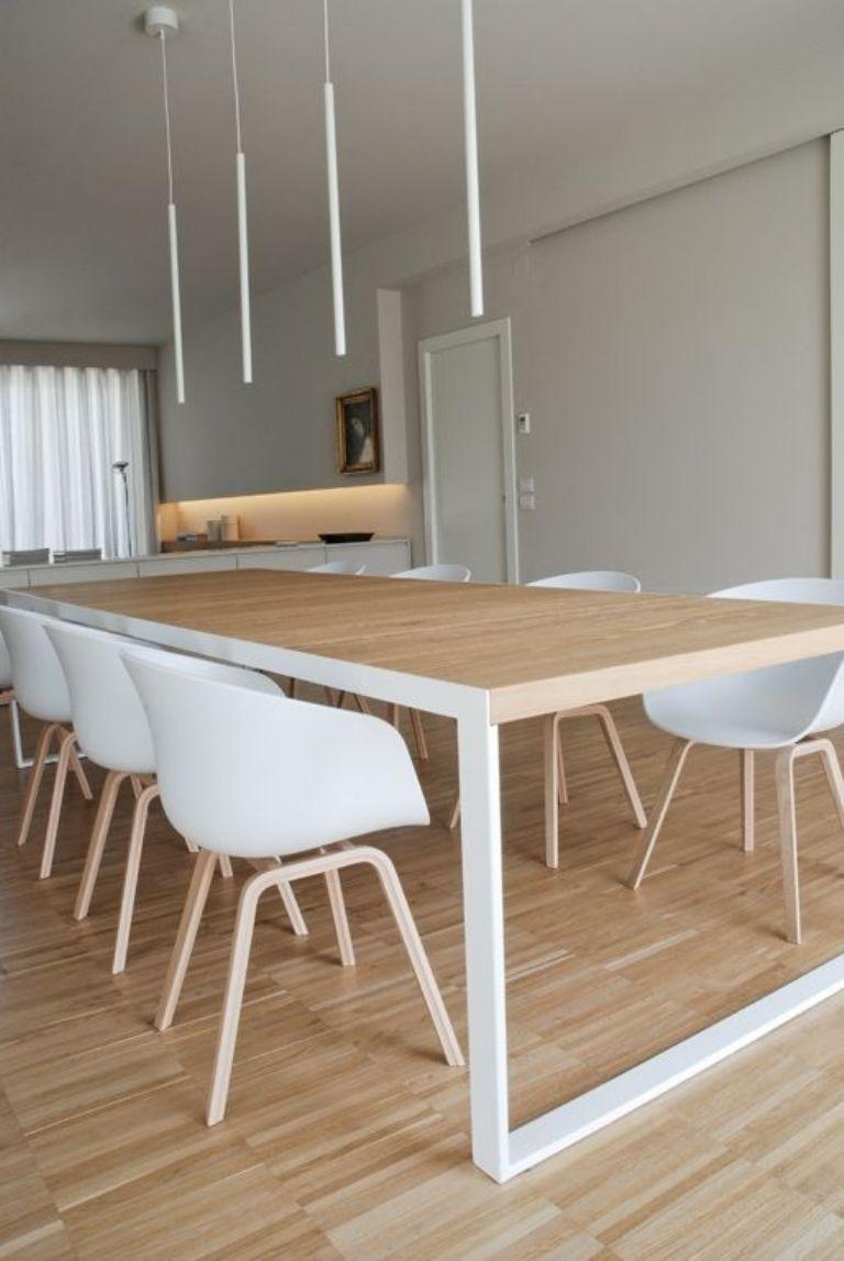 Muebles de madera y hierro: una combinación que no falla en casa