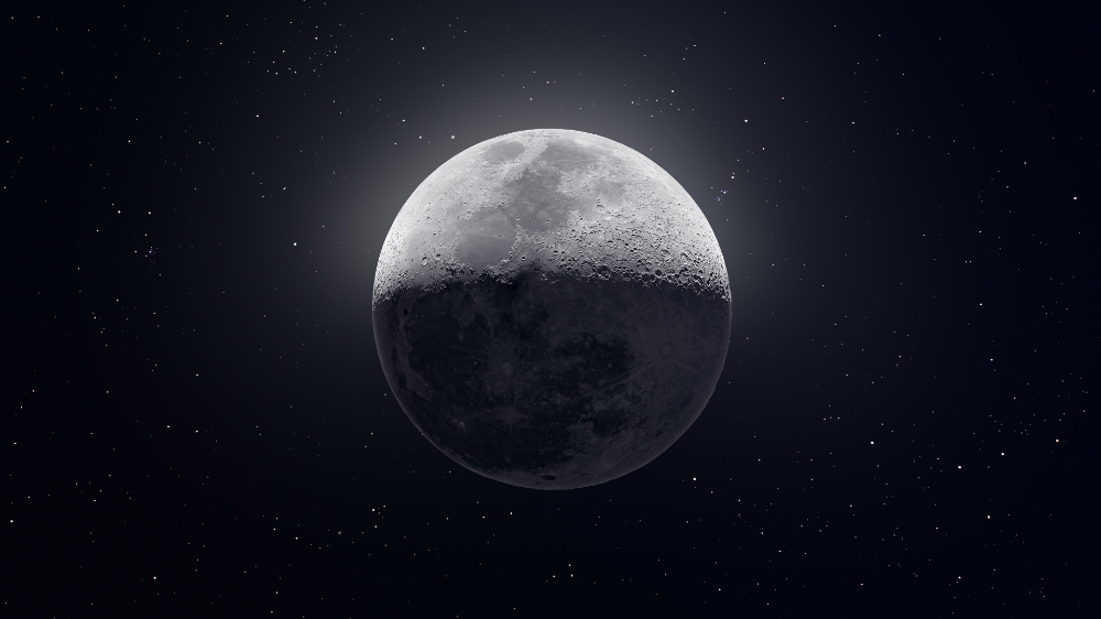 Moon Hd Wallpaper 4k For Desktop In 2020 Hd Wallpaper 4k Hd Wallpaper Japanese Artists
