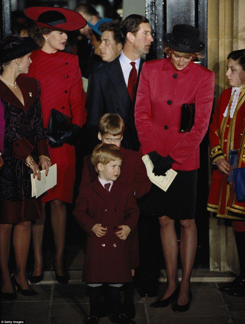 Prince Charles 37th Birthday Diana Performance