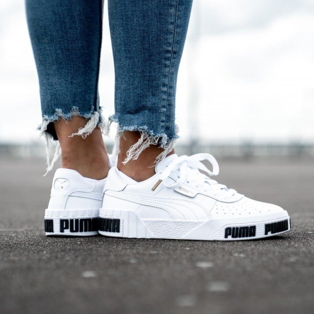 Puma Cali Bold en 2020 | Zapatillas