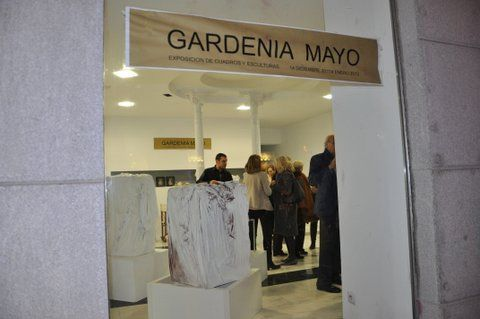 Exposición en Madrid