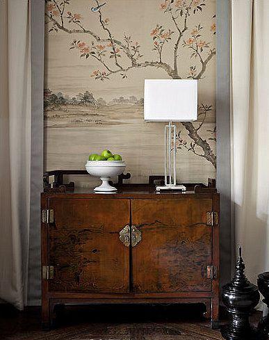 Flower Power Asian Inspired Decor Asian Home Decor Asian Interior