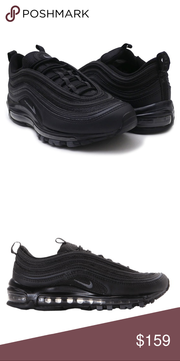 best service 57be6 7e9c6 Air Max 97 Black Dark Grey Good condition Was warn Nike Shoes Sneakers