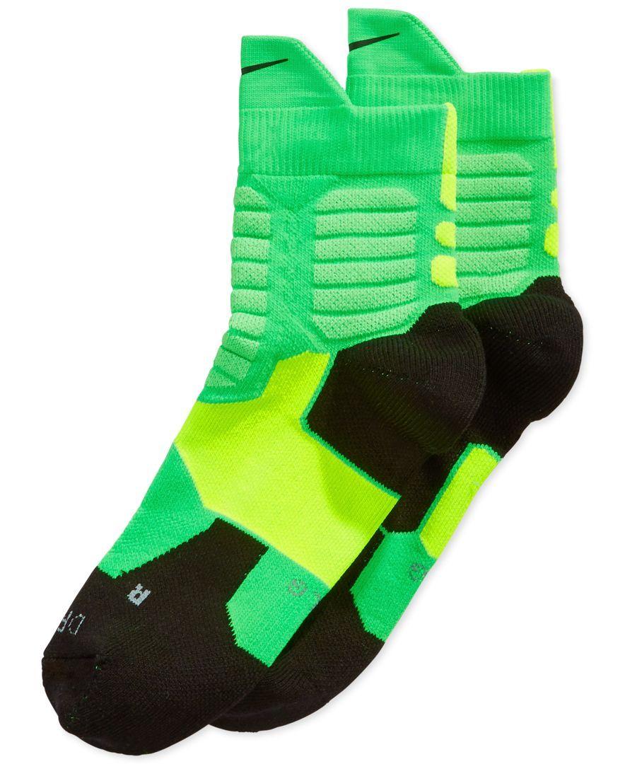 Nike Kd Hyper Elite High Quarter Basketball Socks