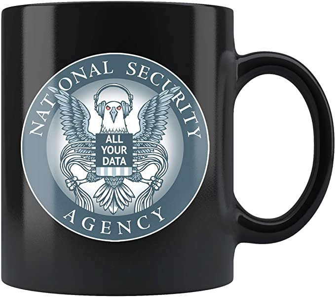 This Emblem Represents The National Security Agency This Picture Can Provide As A Visual Aid For My Speech Because Man Sport Team Logos National Juventus Logo
