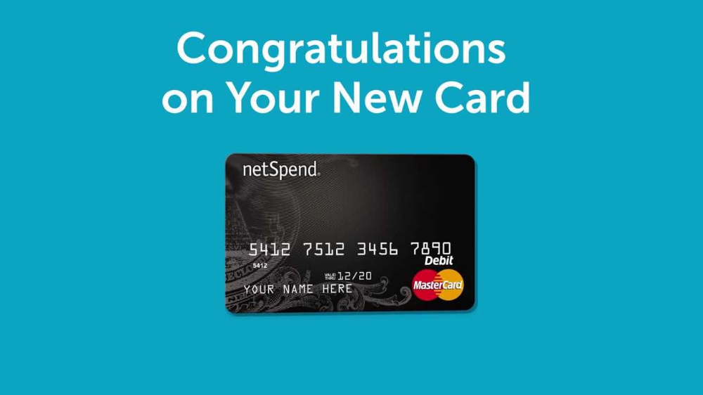 Activate Netspend Card debit card credit card