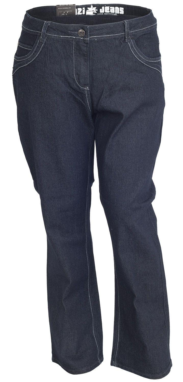 jeans med brede ben