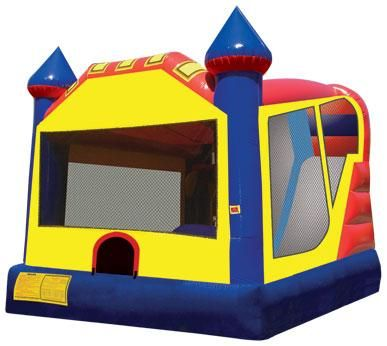 Cleveland Ohio Area Inflatable Combo Slides From Zerogravitybouncers Inflatable Bounce House Bounce House Rentals Bounce House