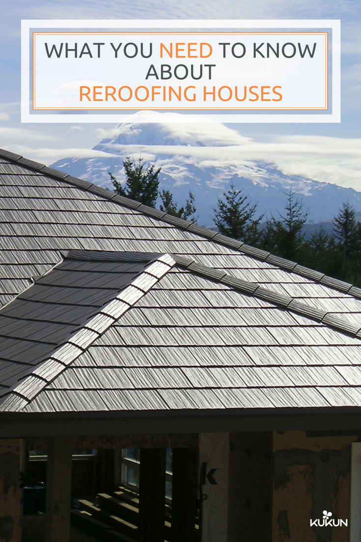 Here S All That You Need To Know About Reroofing A House Reroofing Roofing Roof Shingles