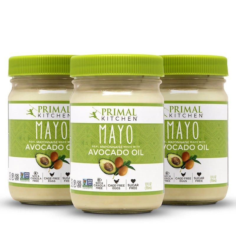 Primal Kitchen Mayo Takes Us Back To Our Primal Roots Pure Nutritious Real Food Ingredients With No Ar Primal Kitchen Superfood Ingredients Certified Paleo