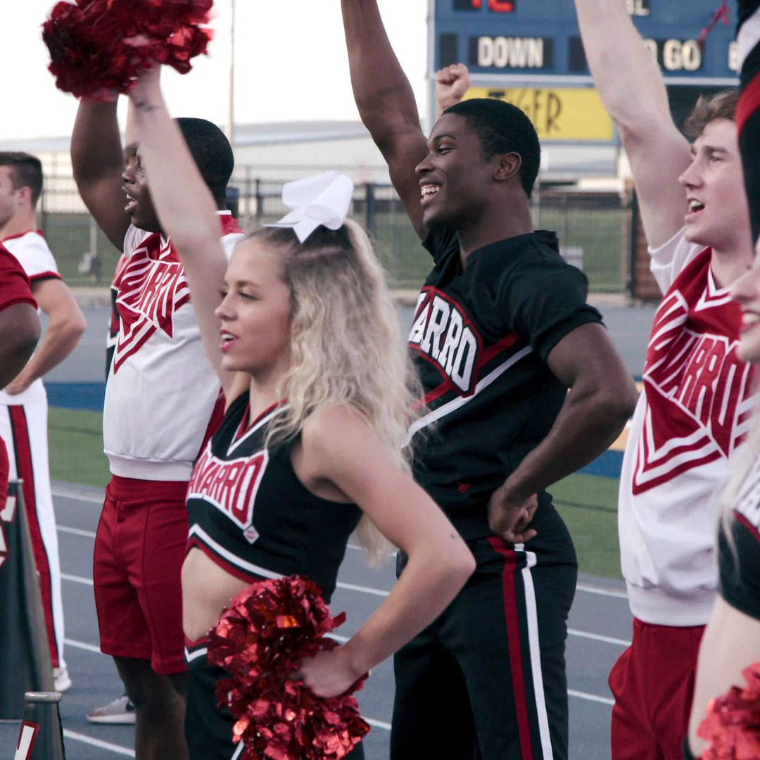 What to Buy to Look Like: A Navarro College Cheerleader
