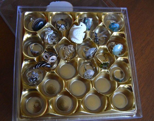 15 Awesome DIY Jewelry Holders Joyera Pinterest Jewellery