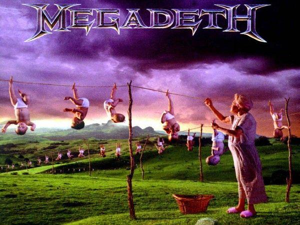 Music Wallpaper Megadeth Youthanasia Music Wallpaper Megadeth Great Albums