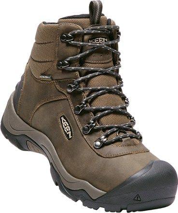 Photo of KEEN Revel III Winter Hiking Boots – Men's | REI Co-op