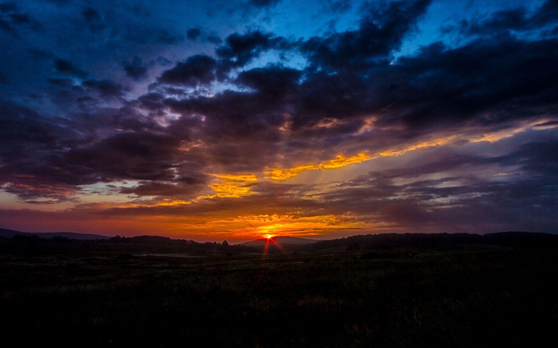 Sunrise dawn HD wallpaper | Hd wallpaper, Wallpaper, Sunrise