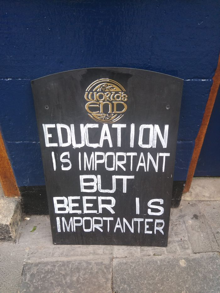 But Beer This That Everything Nothing Funny Signs Bar Signs