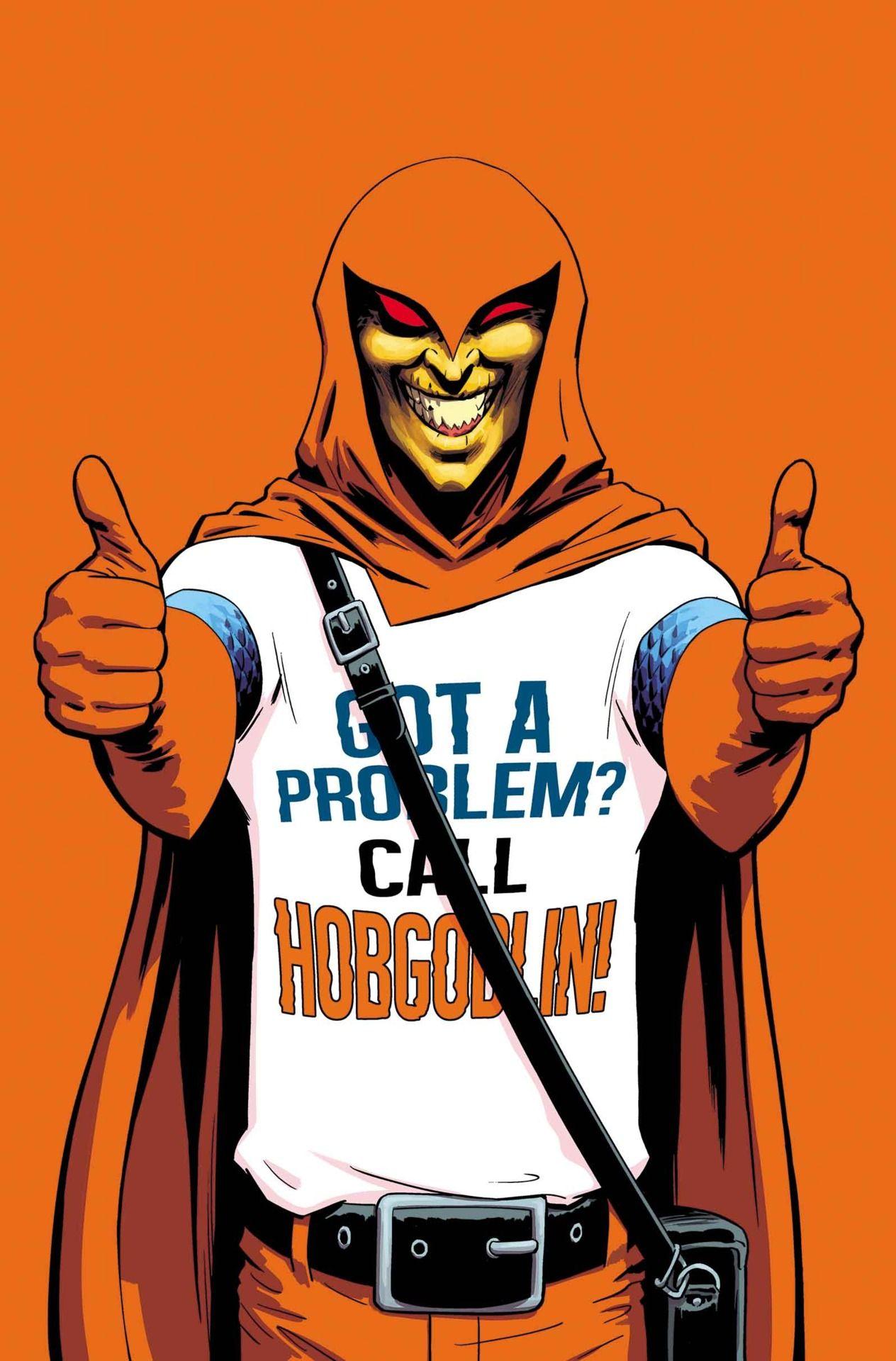 Axis: Hobgoblin #2 (of 3) - Javier Rodriguez
