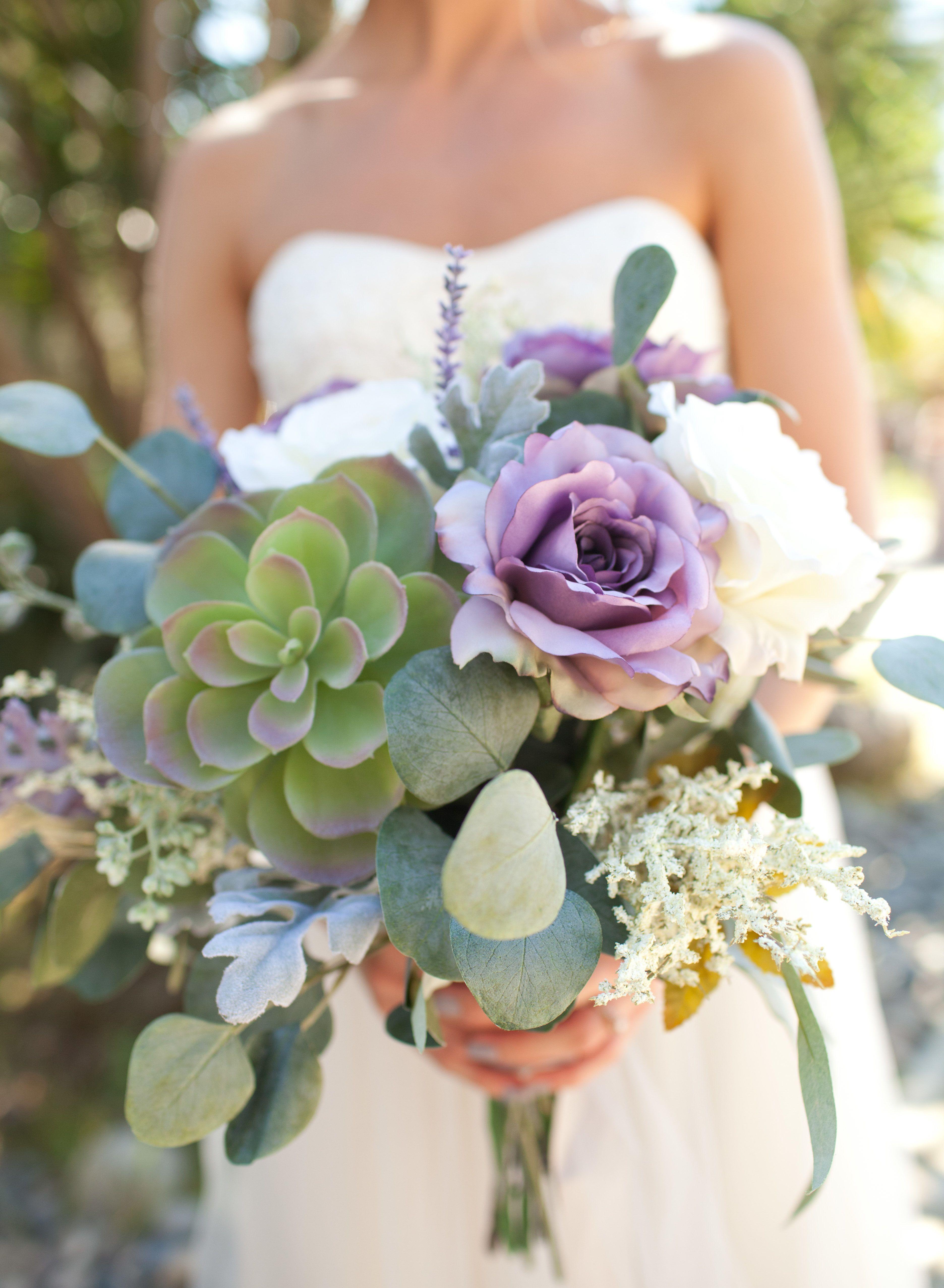 How I Saved Thousands on Wedding Flowers DIY Bridal