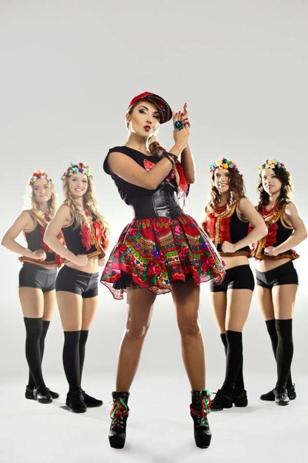 Donatan Cleo Slavica Mori Girl Fashion Cheer Skirts