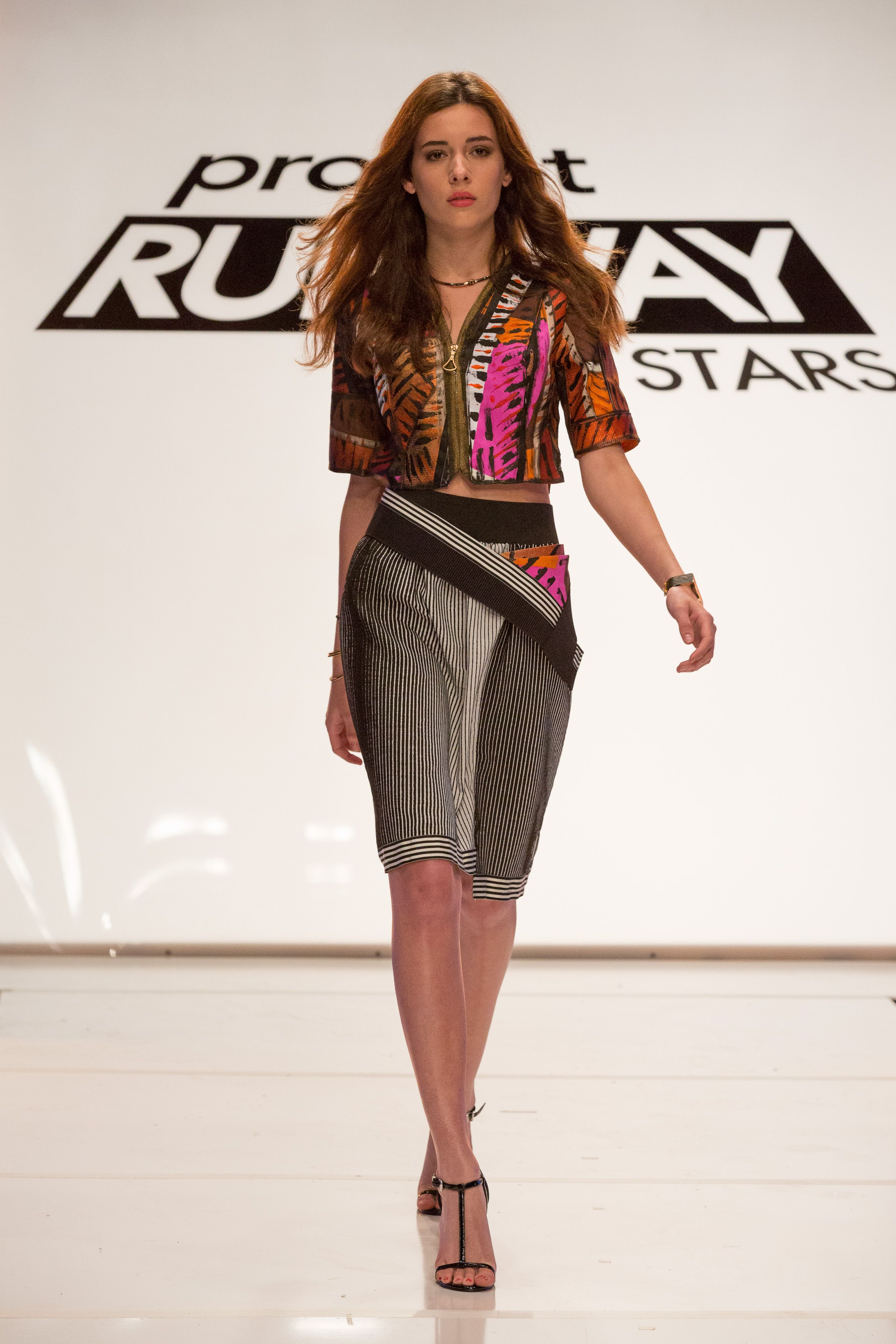 a1bdf900887 Another great look brought to life.  BrotherLovesFashion  PRAllStars   FashionDesign  Sewing