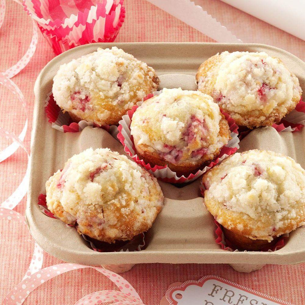 Lemon Raspberry Streusel Muffins Recipe Raspberry Streusel Muffins Lemon Raspberry Muffins Food