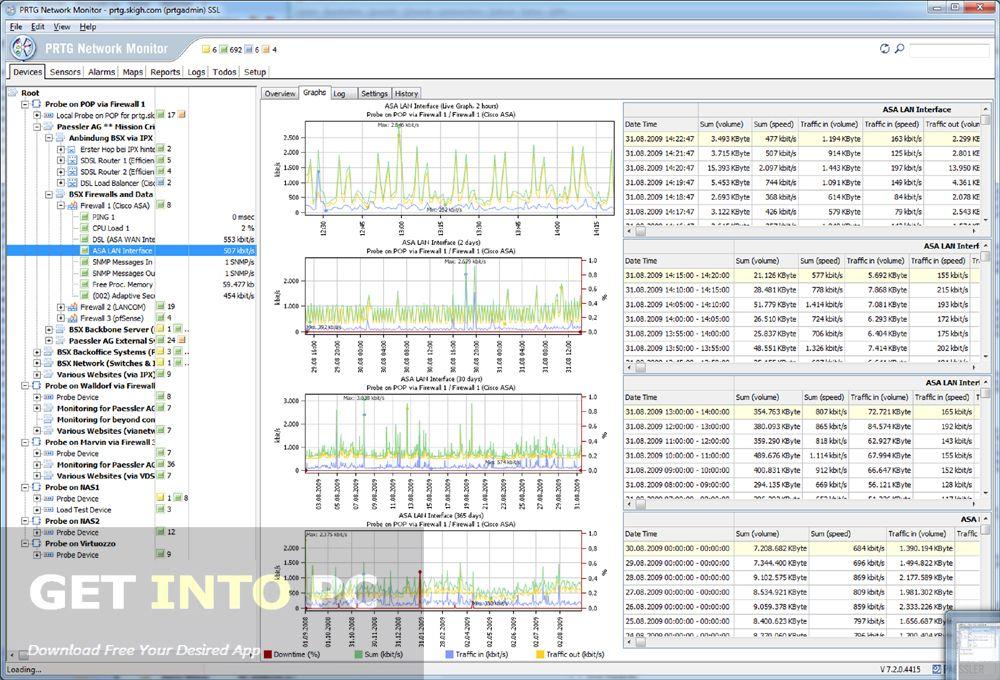 Paessler PRTG Network Monitor Free Download | Paessler