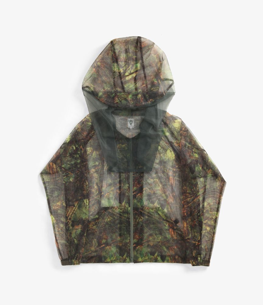 342032de3ac1 nepenthes online store | SOUTH2 WEST8 Mesh Bush Parka | Clothing ...