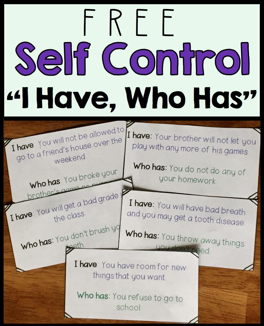 5 Incredibly Fun GAMES to Teach Self-Regulation (Self ...