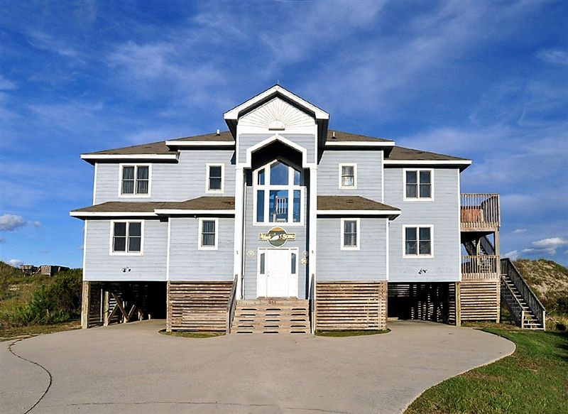 Twiddy Outer Banks Vacation Home - Whale Song - Corolla ...
