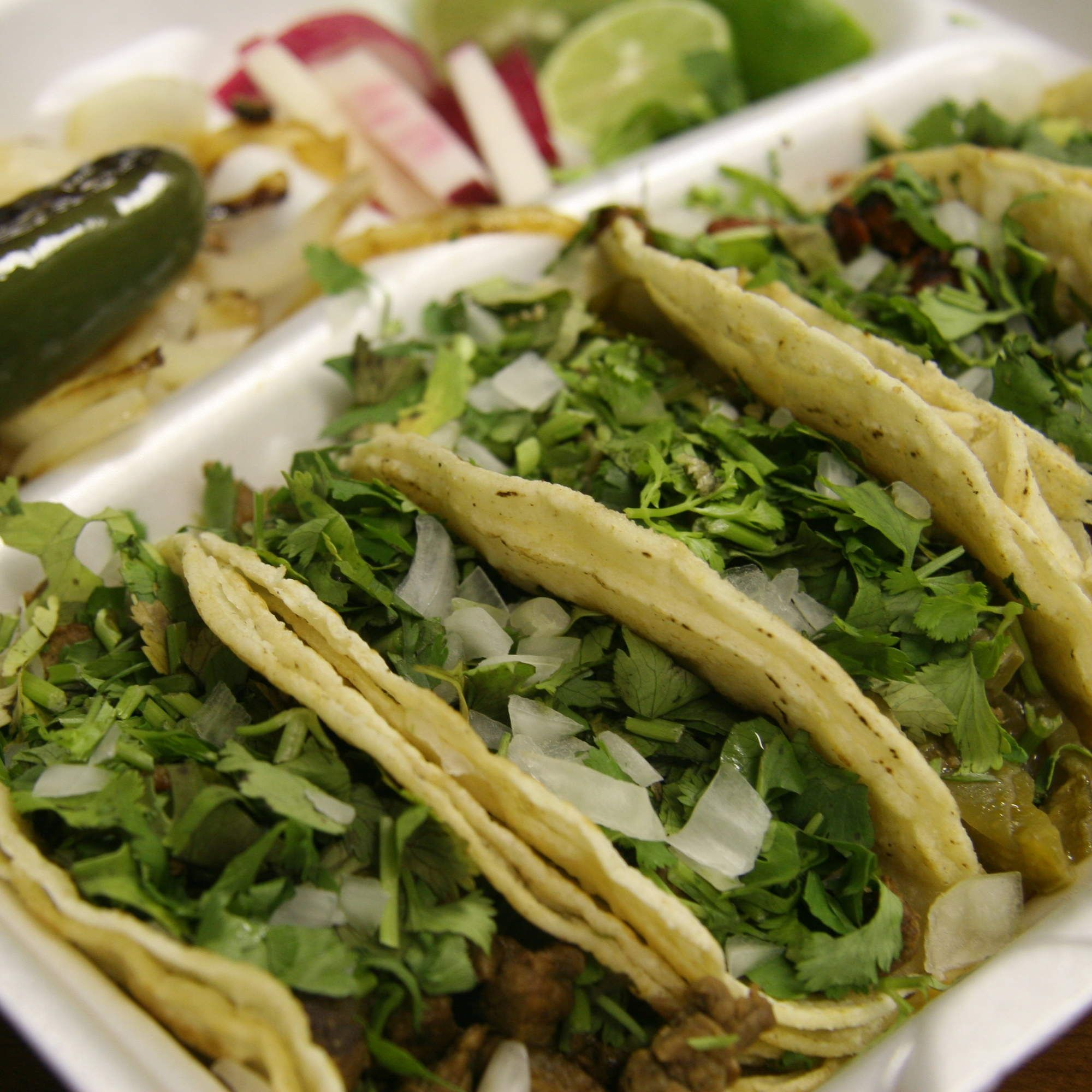 Dallas's best gas station tacos