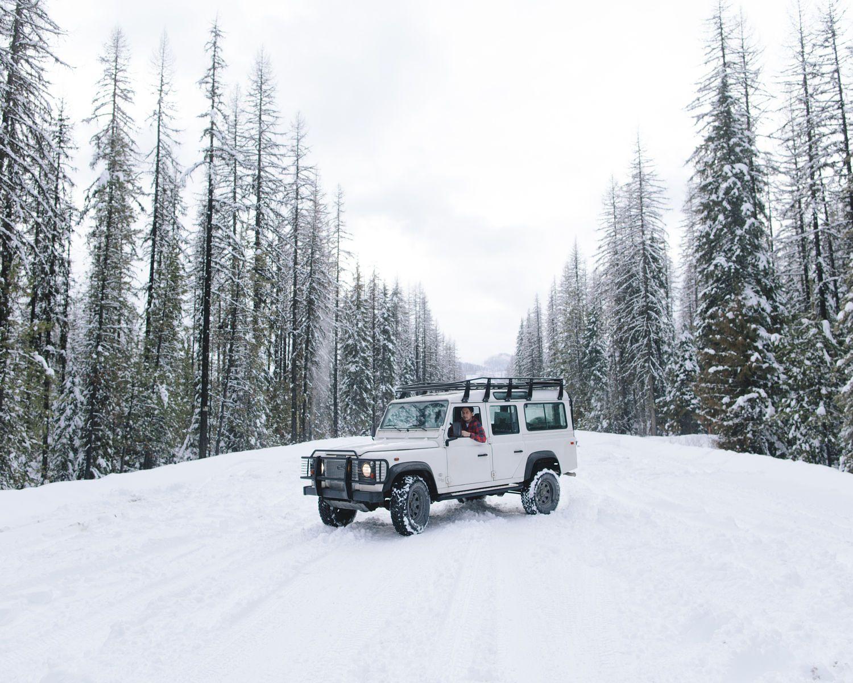 Road to Polebridge, MT by Alex Strohl on 500px