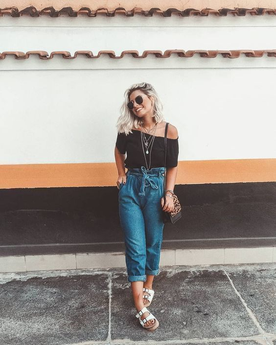 The jeans are one of those good and wild pieces of the wardrobe. As a basic piece, we are always looking for stylish ways … - PIN Blogger