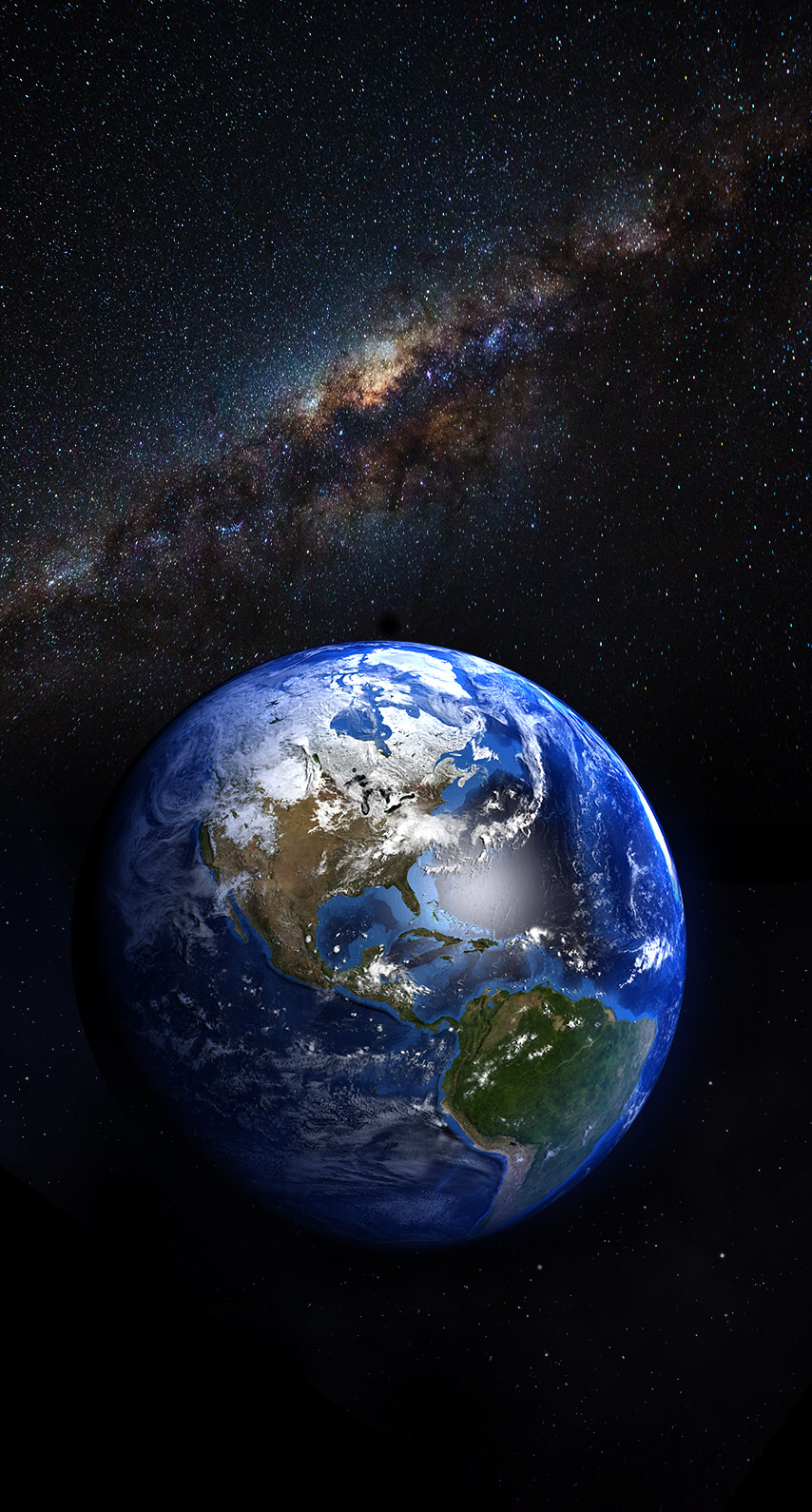 Earth Wallpaper Iphone Wallpaper Earth Earth From Space Planets Wallpaper
