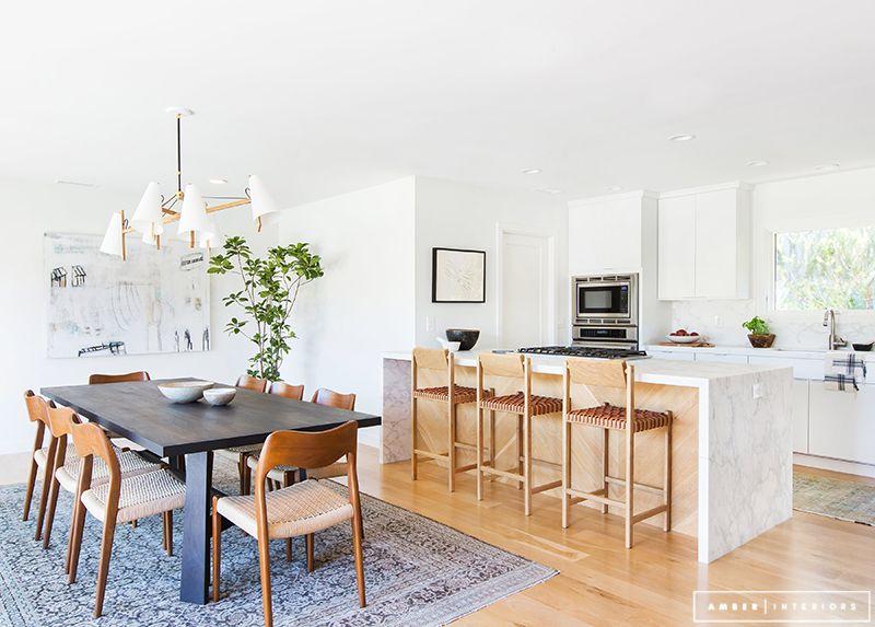 A minimalist mid century home tour pinterest keuken