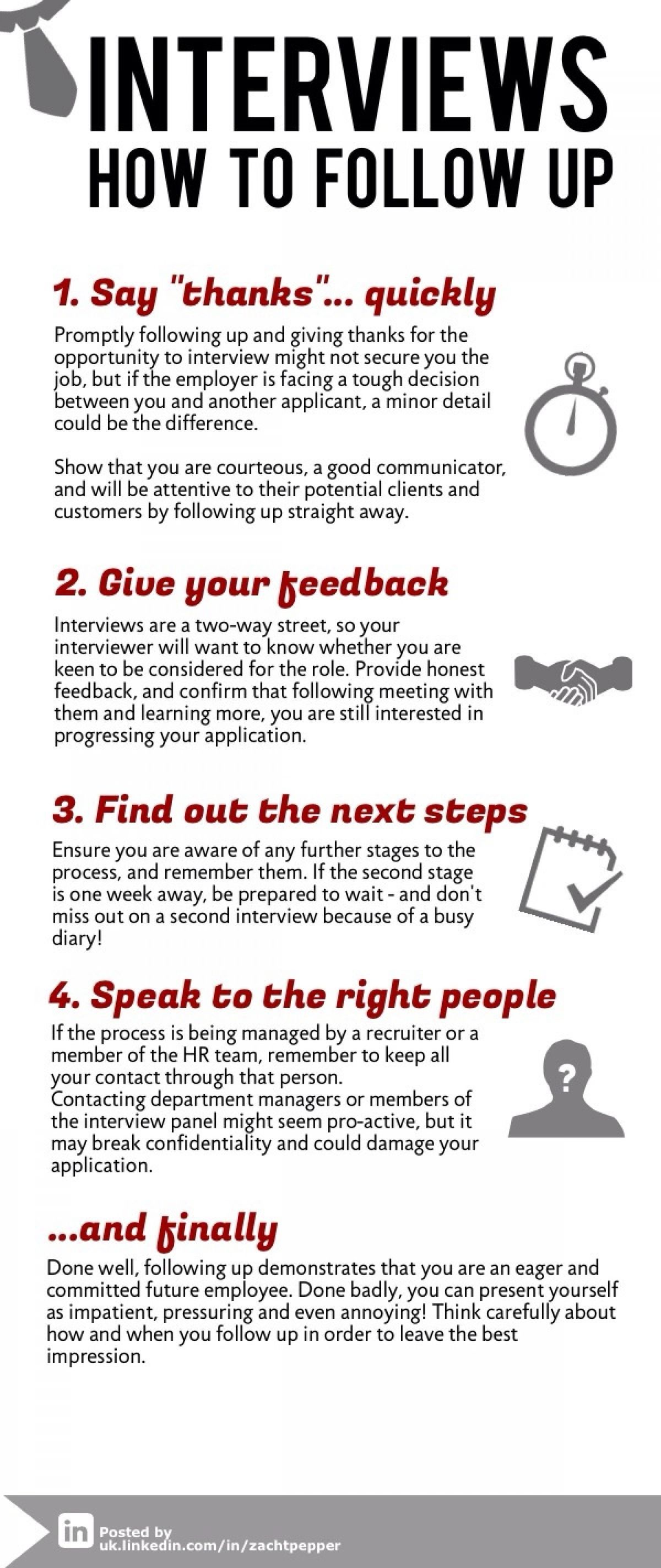 interview tips infographic - Job Interview Techniques Tips