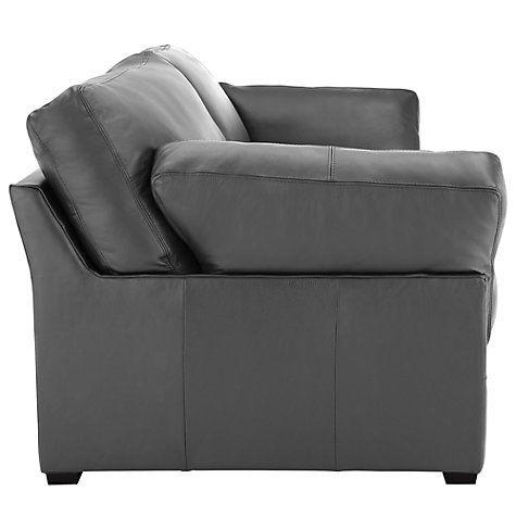 Super John Lewis Partners Java Medium 2 Seater Leather Sofa Cjindustries Chair Design For Home Cjindustriesco
