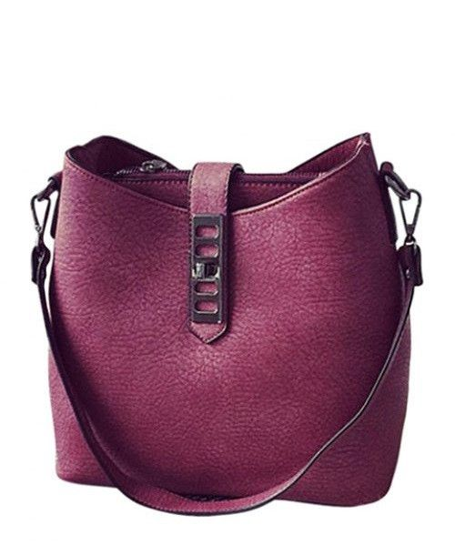 Trendy Women's Shoulder Handbag | Leather design