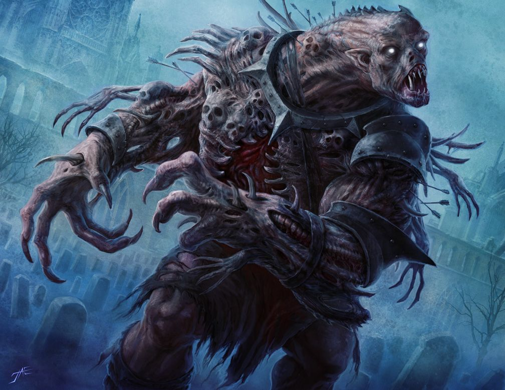 Abomination by JasonEngle