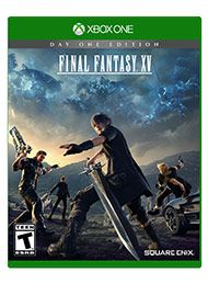 Final Fantasy XV for Xbox One | GameStop | Product | Xbox