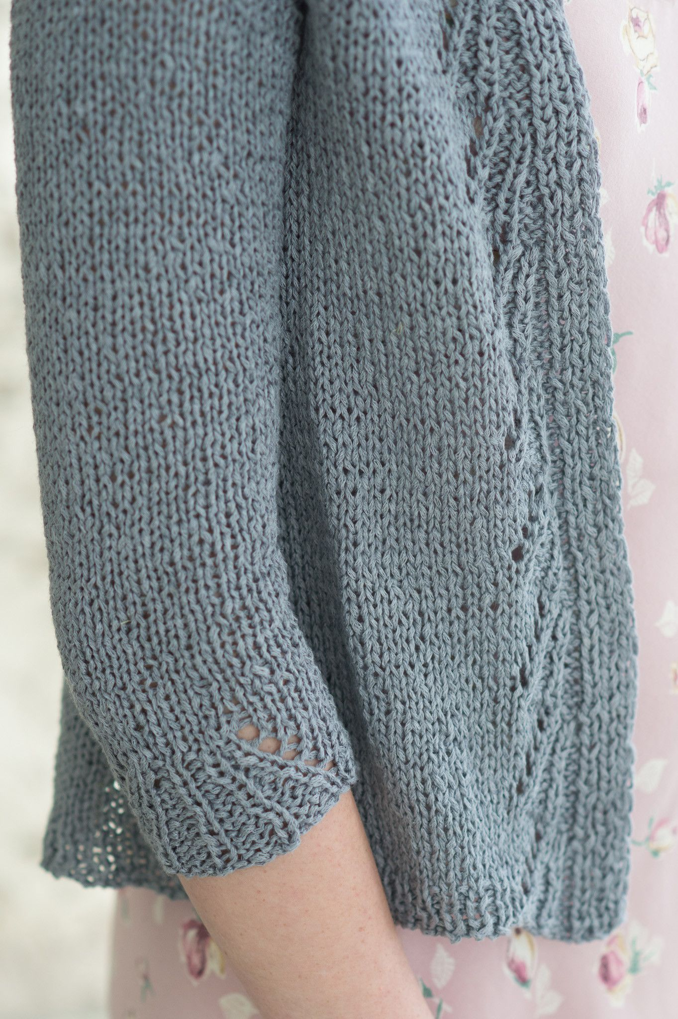 Morning glory by pam allen quince co kestrel in porpoise knit knitting ideas dt1010fo