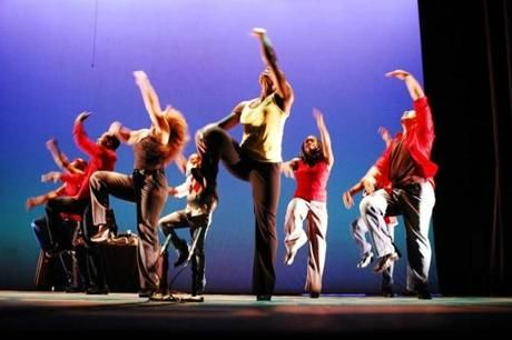 When the dance company Step Afrika! roars into the Emerson/Cutler Majestic Theatre, expect thundering rhythms, lively stories, and a raw exuberant energy.