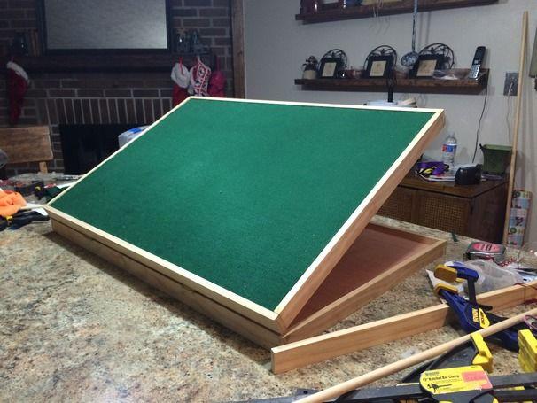 Ryobi Nation Portable Table Top Adjustable Puzzle Table Puzzle Table Woodworking Jigsaw Jigsaw Puzzle Table