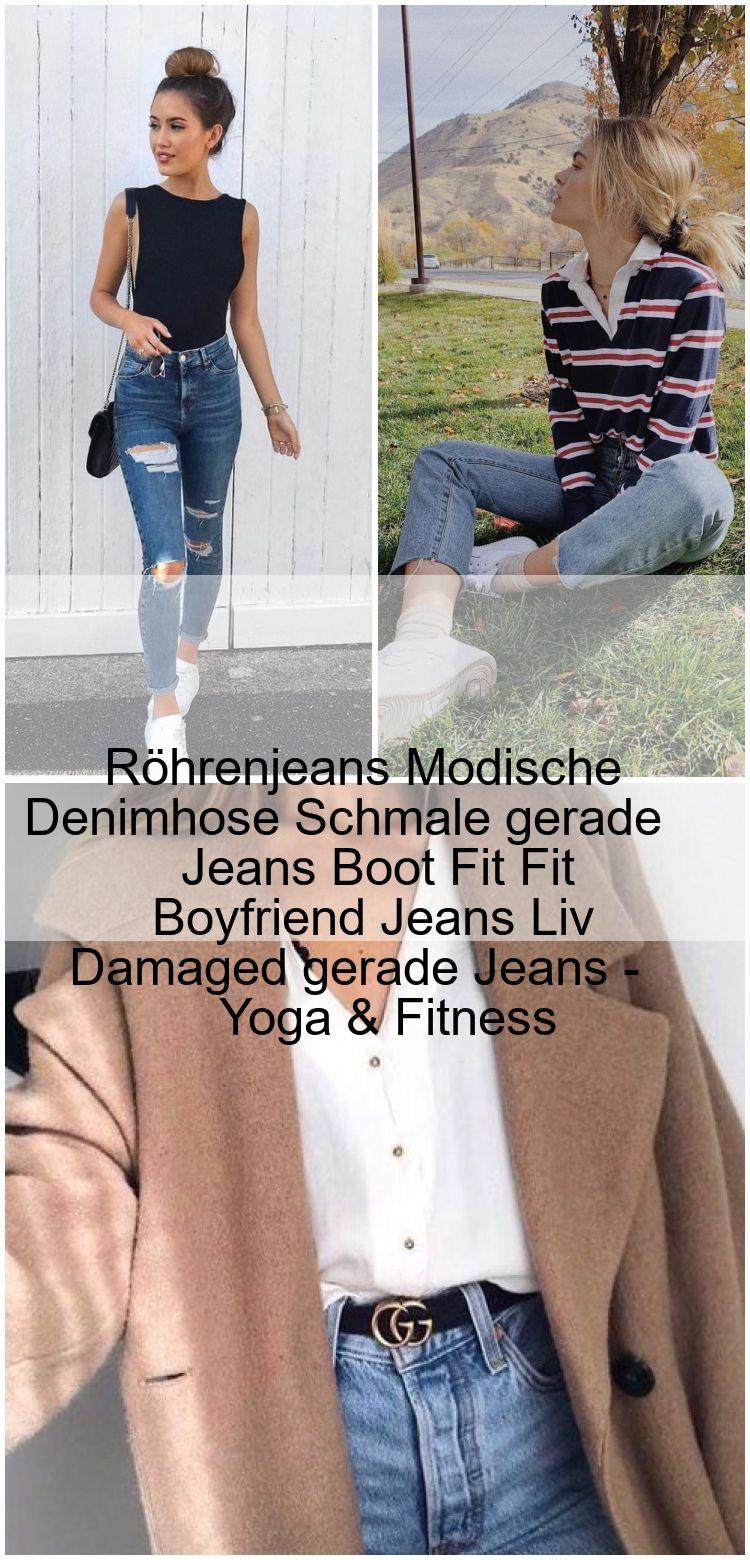 grade jeans hose damen