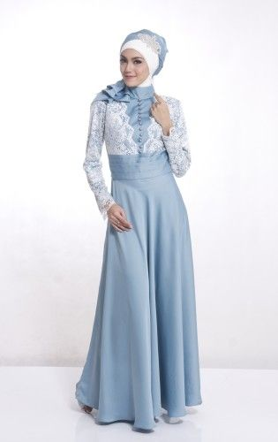 Pin By Nanda Ayu On Gaun Pesta Muslim Kebaya Muslim Dress Muslim