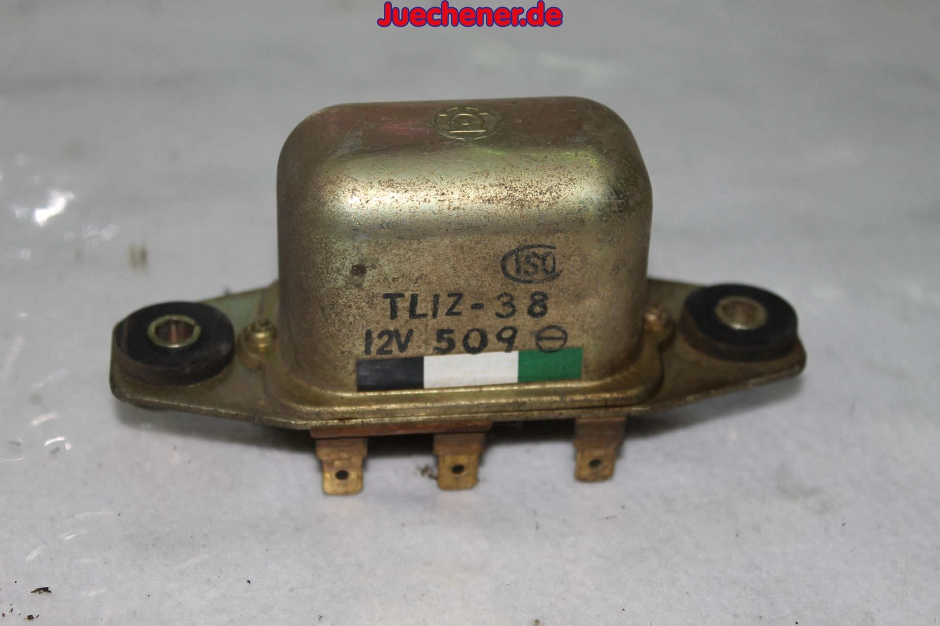 Honda CB750F Baujahr 1976 Regler Spannungsregler Low tension regulator  #lowtensionregulator #Regler #Spannungsregler Check more at https://juechener.de/shop/ersatzteile-gebraucht/honda/cb-750/elektrik-zuendanlage-cb-750/honda-cb750f-baujahr-1976-regler-spannungsregler-low-tension-regulator/