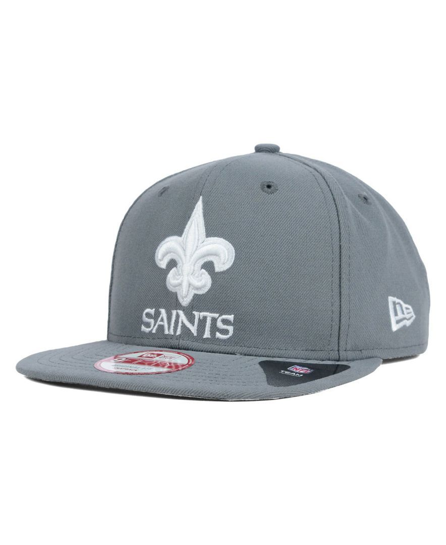 2216dad5 New Era New Orleans Saints Original Fit 9FIFTY Snapback Cap ...