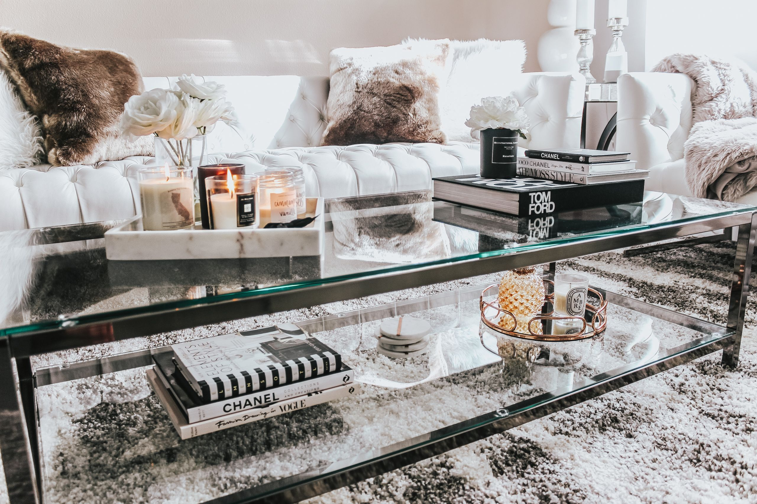 7 Tips For Styling Your Coffee Table