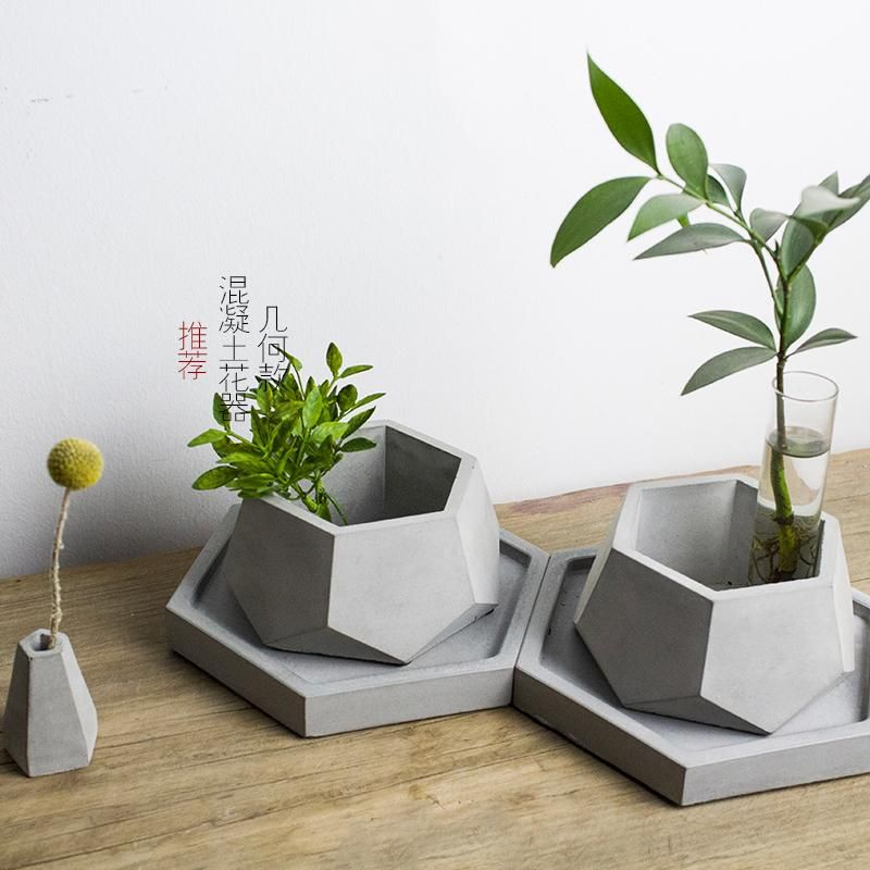 Plant P*T Silicone Molds Plant Pots Decorative Molds 640 x 480